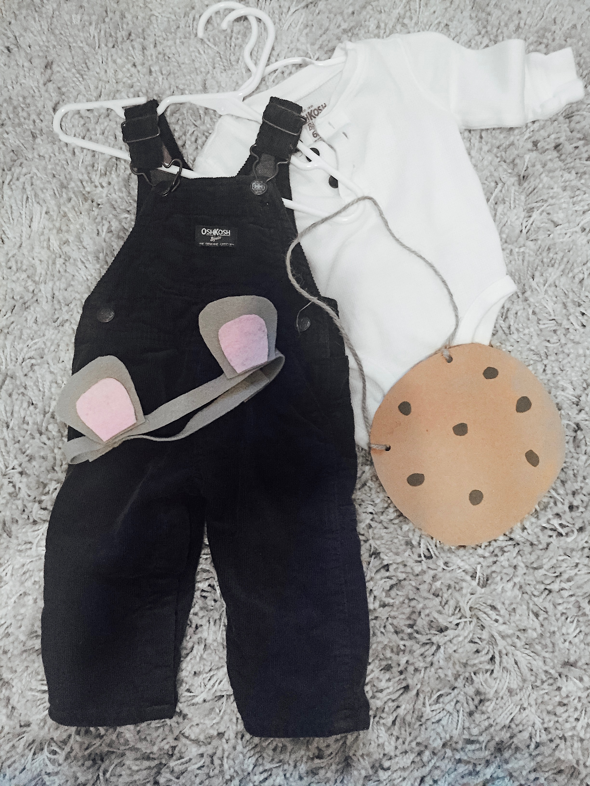 If You Give a Mouse a Cookie Costume