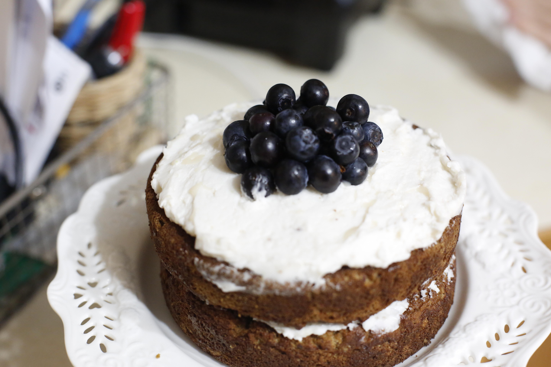Paleo Smash Cake