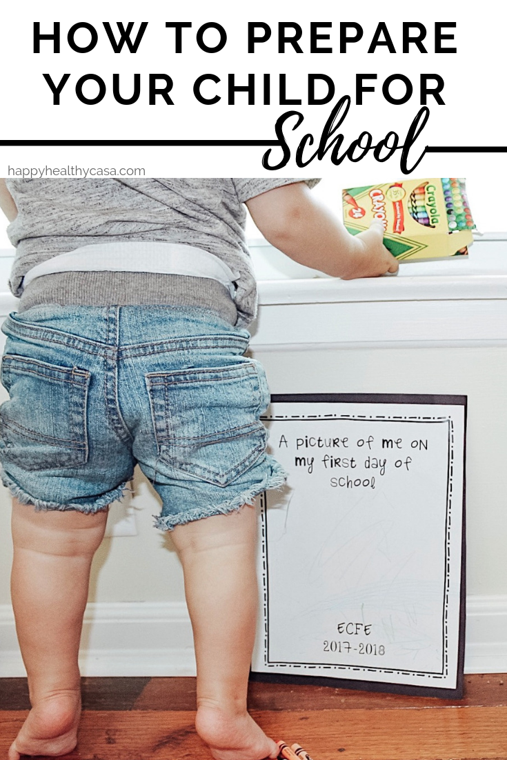 How to Prepare Your Child for School from the Start