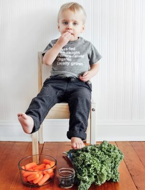 Paleo Snacks for Kids