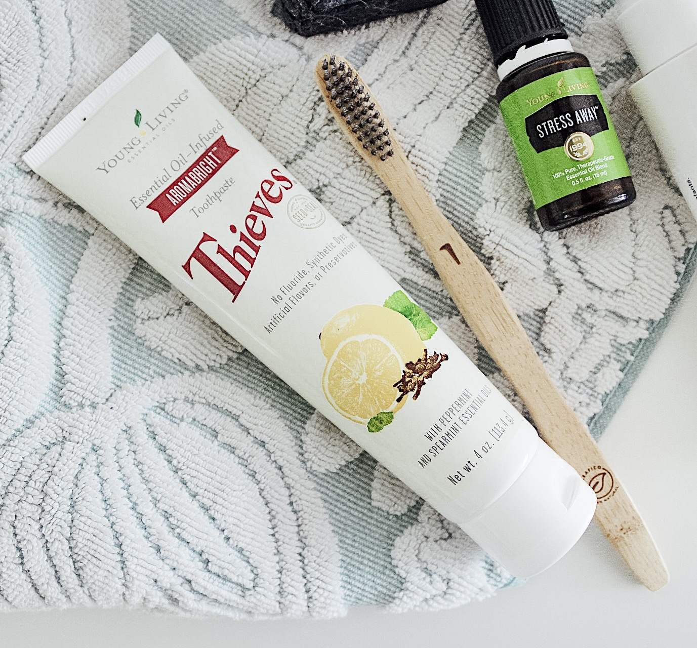 All Natural Morning Routine Must Haves