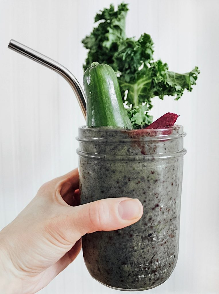 Veggie Loaded Smoothie