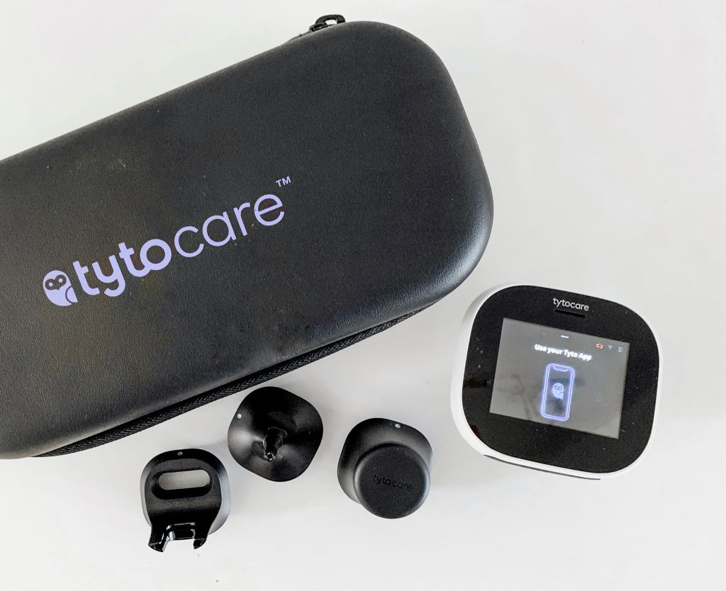 Tytohome At-Home Medical exam kit