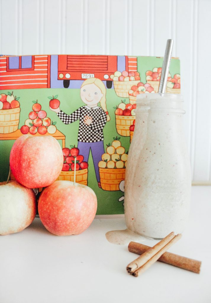 Healthy Fall Smoothie Recipes