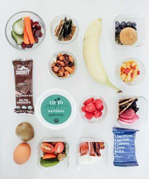 Kids Snack Ideas and Organization